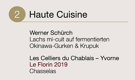 Gustofestival Route Gourmande Solothurn