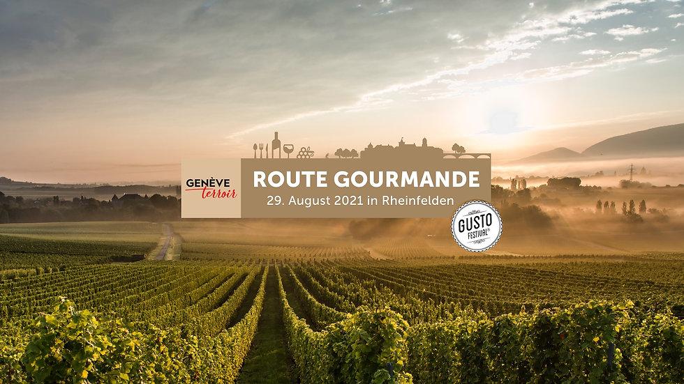 Gustofestival Route Gourmande Rheinfelde