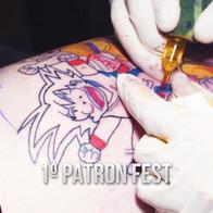 Patron - Tattoo Fest - 1ª Edição