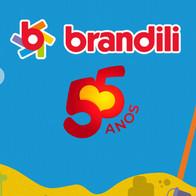 Brandili 55 anos - Loja Via Expressa - VT 15