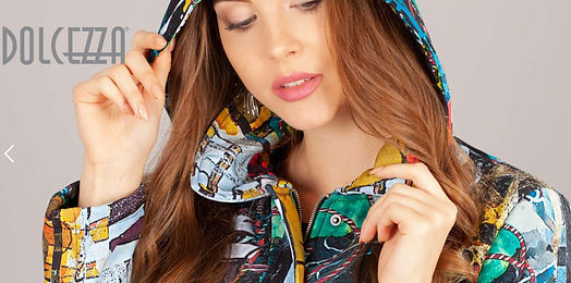 Dolcezza kollektioner, nyhet hos Sigma Fashion.