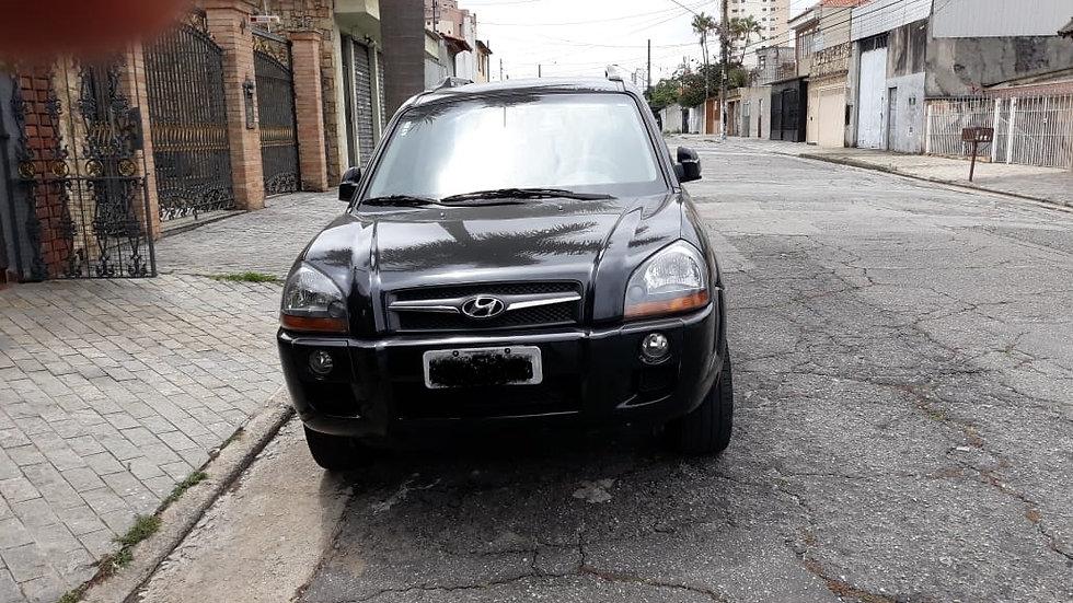 Hyundai Tucson GLS 2.0 16V (aut) 2011/2012