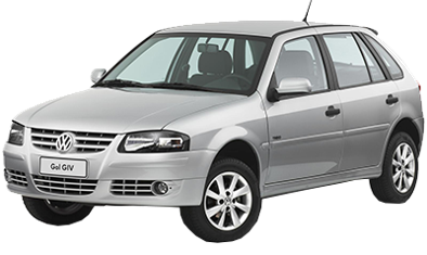 VW Gol 1.0 - 50.000 km