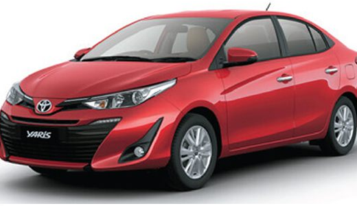Toyota Yaris chega ao mercado brasileiro