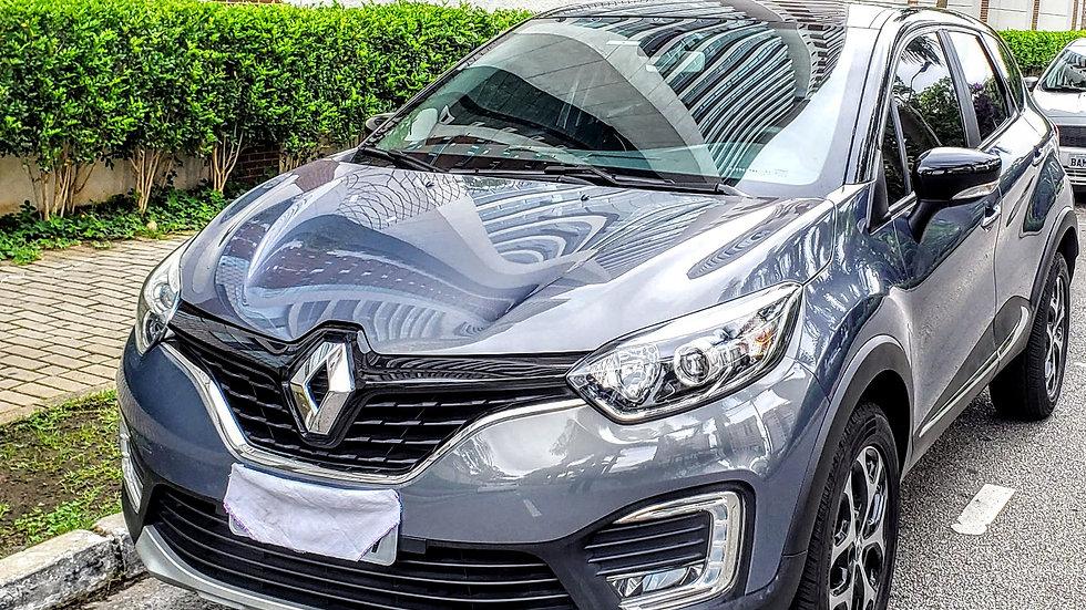 Renault Captur Intense 1.6 16v SCe X-Tronic 2017/2018check_circle