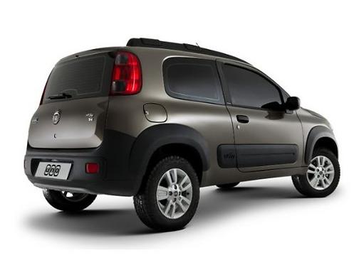 Fiat Uno 1.0 - 70.000KM