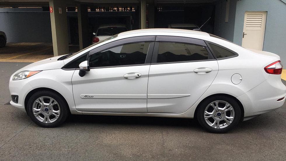 Fiesta Sedan 1.6 16V Flex Mec.