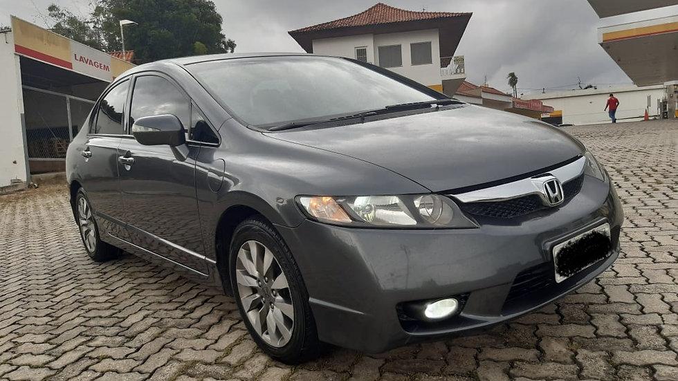 Civic Sed. LXL/ LXL SE 1.8 Flex 16V Aut. 2011