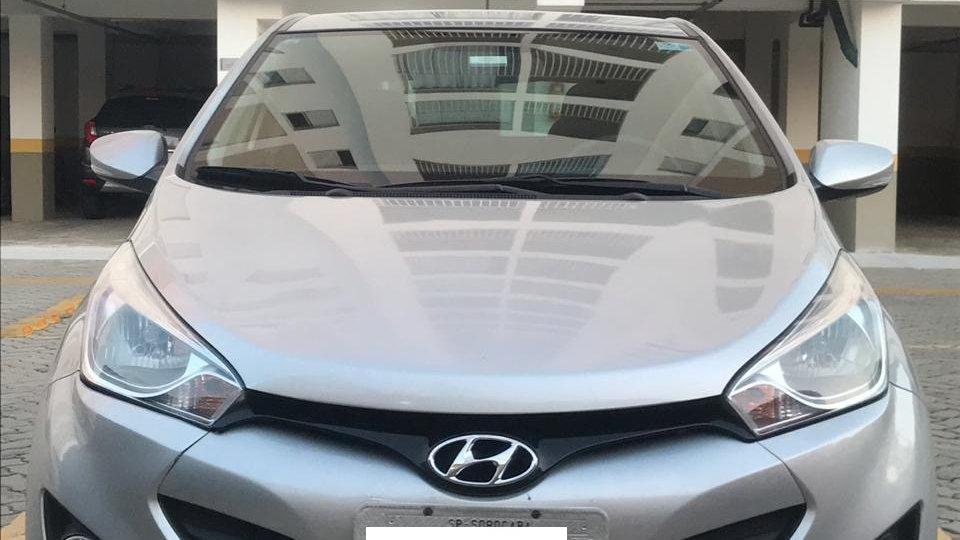 Hyundai Hb20 Premium 1.6 aut 15/15