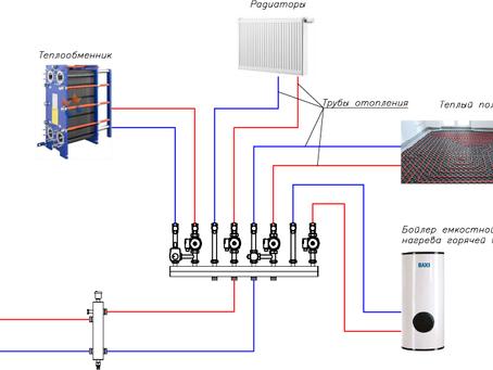 Почему батареи не греют и зачем нужна промывка систем отопления?