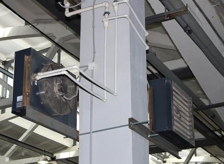 Вентиляция и вентиляционные системы