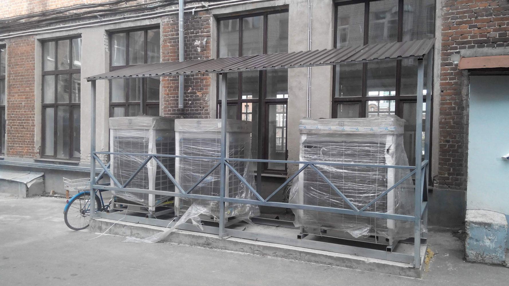 Здание ГлавПочтампта, ул.Почтовая