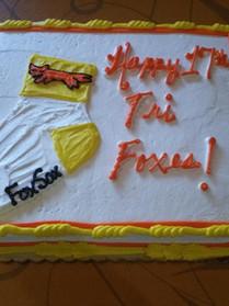 Happy Birthday Tri Foxes