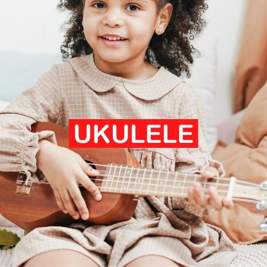 aulas de ukulele
