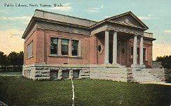 N. Yakima, WA Carnegie library