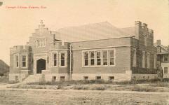 Emporia, KS Carnegie library