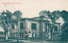 Iowa City Carnegie library