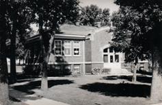 Gen. N.B. Baker Library, Sutherland, IA