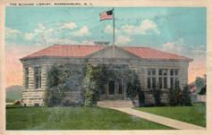 Richards Library, Warrensburg, NY