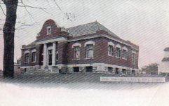 Polo, IL Carnegie library