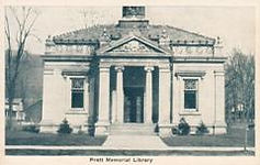 Pratt Memorial Library, Milford, PA