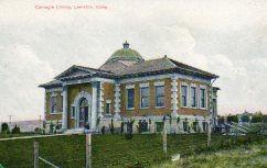 Lewiston, ID Carnegie library