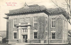 Macomb, IL Carnegie library