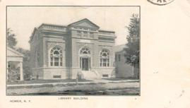 Phillips Free Library, Homer, NY
