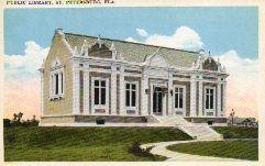 St. Petersburg, FL Carnegie library (Main)