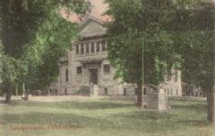 Litchfield, IL Carnegie library