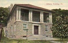 Foxburg Free Library, PA