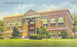 Carnegie Library, Easton, PA