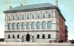 Newark, NJ public library