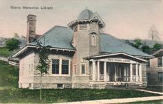 Skene Memorial Library, Fleischmanns, NY