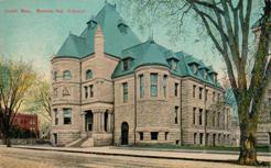 Pollard Memorial Library, Lowell, MA