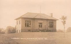 Kinsman, OH Carnegie library