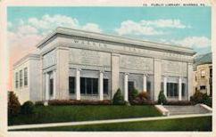 Warren, PA public library