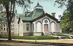 Rahway, NJ public library