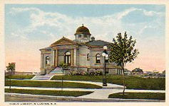 James Memorial Library of Williston, ND