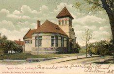 Plumb library, Shelton, CT