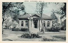 Hutchinson, MN Carnegie library