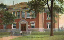 Lorain, OH Carnegie library