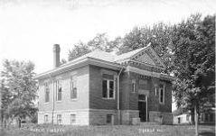 Onarga, IL Carnegie library