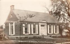 Brownwell Library, of Essex Jct., VT.
