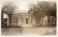 Pratt Memorial Library, Shelburne Falls, MA