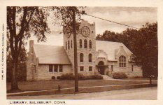 Salisbury, CT library