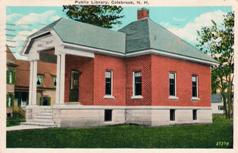 Colebrook, NH public library
