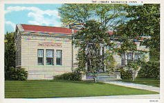 Naugatuck, CT public library