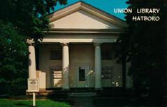 Union Library, Hatboro, PA