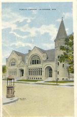 Washburn Public Library, Lacrosse, WI